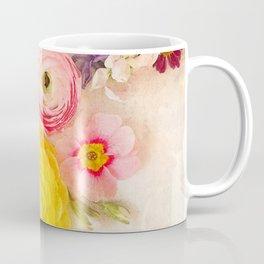 Floral Montage Coffee Mug