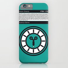 No019 MY Tristram Shandy Book Icon poster iPhone 6s Slim Case