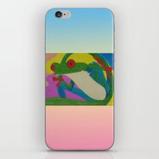 Tree Frog iPhone & iPod Skin