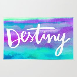 Destiny [Collaboration with Jacqueline Maldonado] Rug