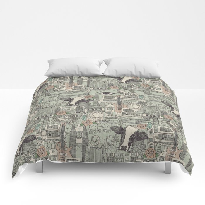 Dolly et al Comforters