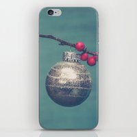 sparkle iPhone & iPod Skins featuring Sparkle by Olivia Joy StClaire