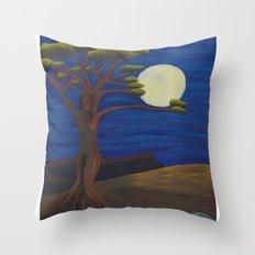 Gaia and Luna Ver. 2.0 Throw Pillow