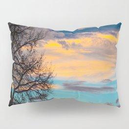 Colorful Colorado Sunset Pillow Sham