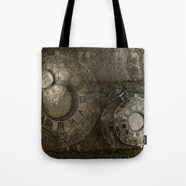 Too Much Time Tote Bag