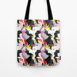 Cockatoo Fest Tote Bag