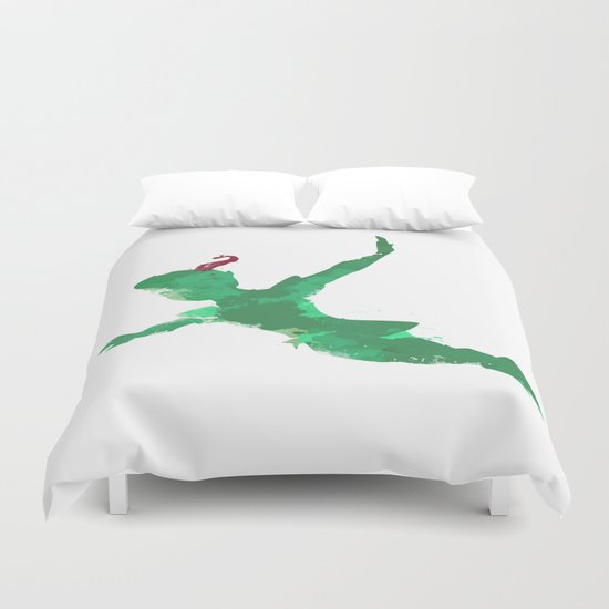 Peter Pan baby  Duvet Cover