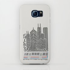 Chicago City Galaxy S8 Slim Case