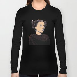 Amidala Buns Long Sleeve T-shirt