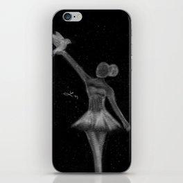 I am Titanium iPhone Skin