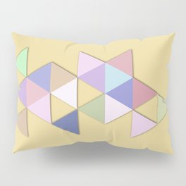 Abstract #809 Passages Pillow Sham
