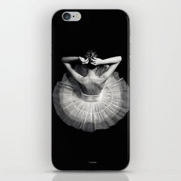 Ready to dance iPhone Skin
