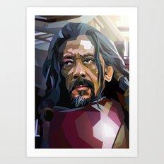 SW#82 Art Print