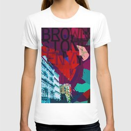 """Brownstone Envy"" T-shirt"