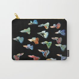 Guppies Carry-All Pouch