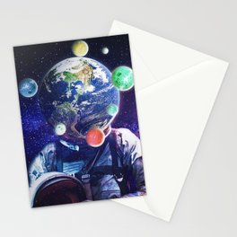 Orbital Complexion Stationery Cards