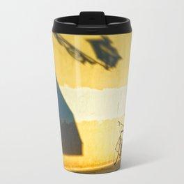 Reaching you Travel Mug