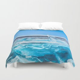Treasure of Baikal Duvet Cover