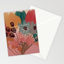Wrapped in. grace Stationery Cards