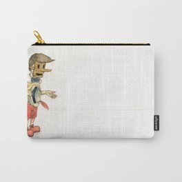With all good intentions Carry-All Pouch