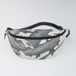 Book Worm Fanny Pack