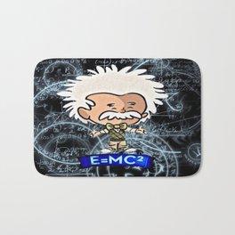 Tiny Einstein Bath Mat