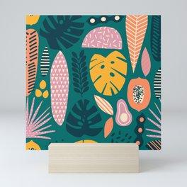 Jungle vibe Mini Art Print