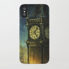 Something for the Nerves iPhone X Slim Case
