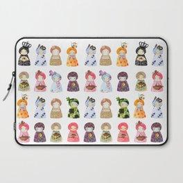 PaperDolls Laptop Sleeve