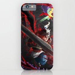 Black Clover iPhone Case