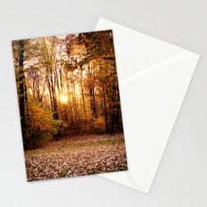 An Autumn Afternoon Stationery Cards