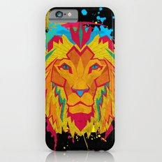 Cat Series: Lion Slim Case iPhone 6s