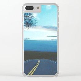 Cruisin' Clear iPhone Case