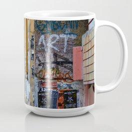 BERLIN - Street photography - slap tag Coffee Mug