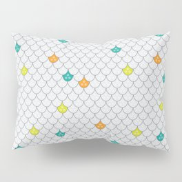 A Scaley One. Pillow Sham
