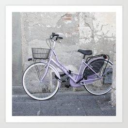 La Bicicletta - Italy Art Print