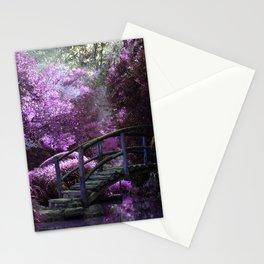Tea Garden Stationery Cards