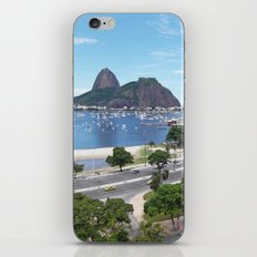 Rio de Janeiro Landscape iPhone & iPod Skin