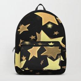Star patern Backpack