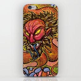 Zhulong Dragon iPhone Skin