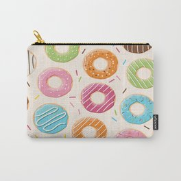 Dough-nut Carry-All Pouch