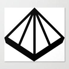 OMD Symbol Canvas Print