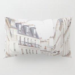 Slightly Paris Pillow Sham
