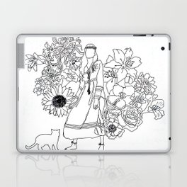 WANDER WOMAN Laptop & iPad Skin
