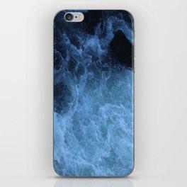 Overhead Rush iPhone Skin