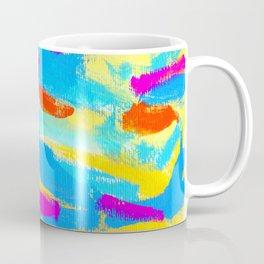 FLY - Colorful Painting Coffee Mug