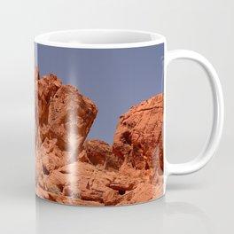 Elephant Rock, Valley of Fire Coffee Mug