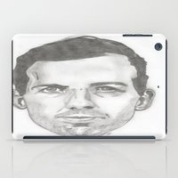 jfk iPad Cases featuring Killers part 3: Lee Harvey Oswald by Steven Goddard