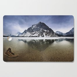 Crowfoot Mountain Cutting Board