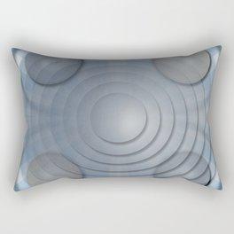Lynch Concentric Circles Rectangular Pillow